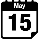 may-15-calendar-page-interface-symbol